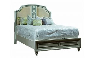 Avalon Regency Park Bed with Headboard, Footboard, and Rails
