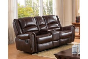 Master 6218 Brown Loveseat